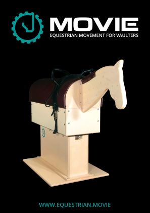 Equestrian.Movie - Partner des FEI World Cup Vaulting in Offenburg